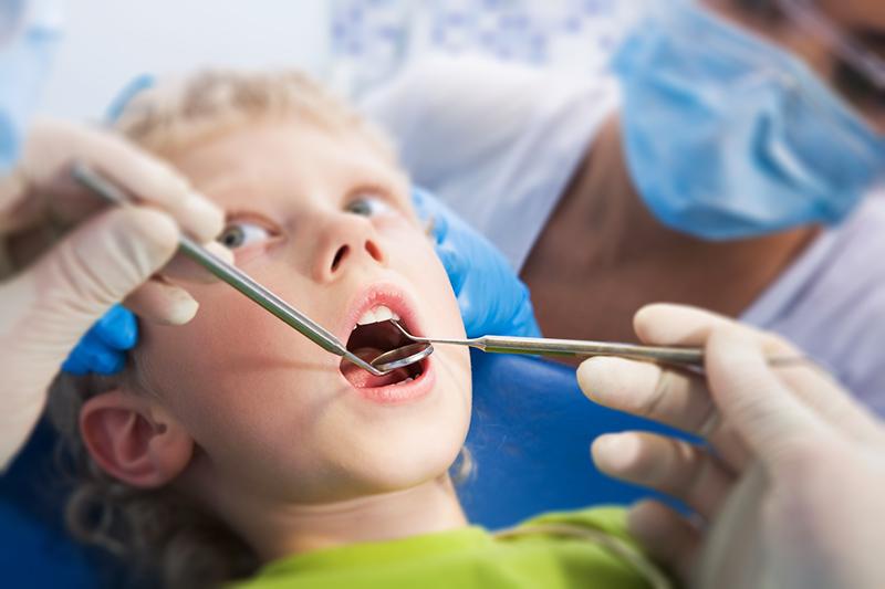 Immagine descrittiva di Odontoiatria pediatrica